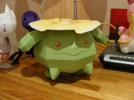 Skiploom papercraft by Pyritie