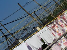 Chlothesline by joshuanieves