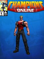 Duke Nukem in CO by Blacksabbat