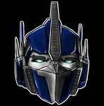 Optimus Prime Battle Ready Helm by Laserbot