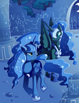 The Princess of the Night by Butterscotch25