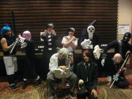 Soul Eater(3) at A-kon23 by Death-the-Girl88