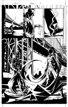 Moon Knight 20: Page 12 by MikeDeodatoJr