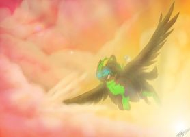 Fly High! by Black-Raven19
