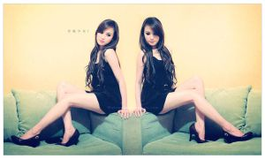 the 2 of you.. by wakuwaku