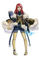 Alvis. Winter Outfit by Kutty-Sark