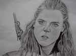 Ygritte - Game of Thrones by M-aryy