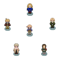 Allied Forces Sprite Edit +Download by Auro-Sya
