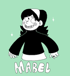 mabel by RainbowSlicer