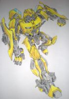 Transformers- Bumblebee by Pirrip