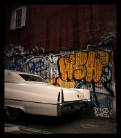 Muscle China Town by SkoQ