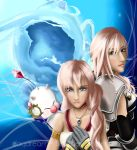 Serah, only you remember... by Daydreamer-520