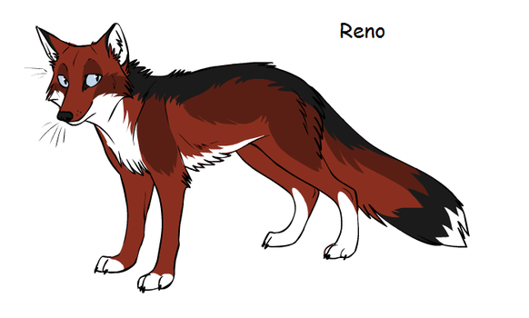 Fox Reno by Envys-Little-Lust