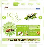 Suchi web interface v1 by webodream
