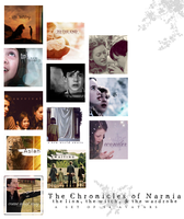 Chronicles of Narnia pack 1 by onlyalive8