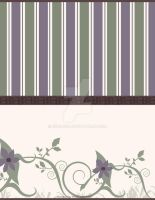Wall Pattern Design One by Erialosa