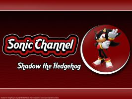 Shadow the Hedgehog Wallpaper by cripps