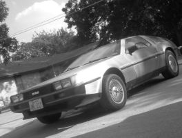 Delorean by UnusTurpisOrdo