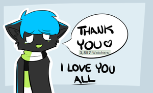 Thanks by Chiiboo