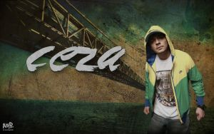 Ceza  -  Wallpaper by akdgraphic