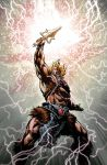 He-man by MarkHRoberts