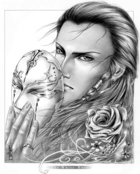 The White Rose by Tarot7