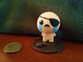 Cain [The Binding of Isaac] by Guitha