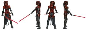 Star Wars Darth Talon by teamblazeman
