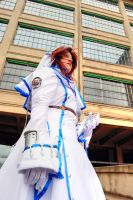 Esther from Trinity Blood by Sandman-AC