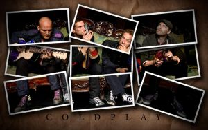 Coldplay by johansandstrom