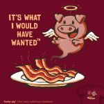Lucky Pig - tee by InfinityWave