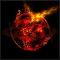 Fire Orb part 2 by PimArt