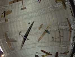 National Air and Space Museum by ArloWalker
