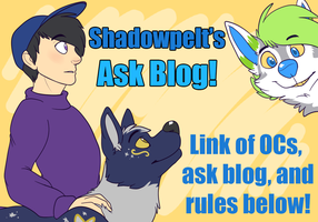 Ask Blog by Shadowpelt