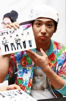 Baro Fan Signing by Lala561