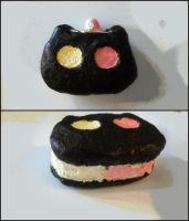 Cookie Cat! by londons-lonely