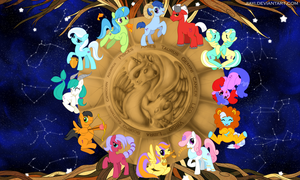 Ponyscopes by Jiayi