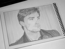 Daniel Radcliffe by loueezen