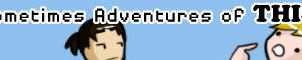sometimes adventures banner by gwingangel