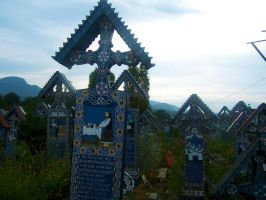 Merry Cemetery by ANDROXA