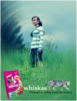 Whiskas xD by lenkaxxx