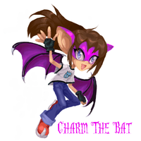 charm the bat by dorothy