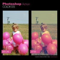 Photoshop Action - Color 015 by primaluce