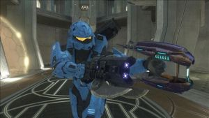 Me in Halo 3 by charizardag