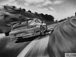Porsche GT3 RS by smudlinka66