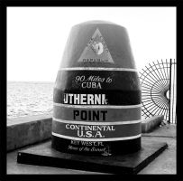 Southern most point USA by power-junky