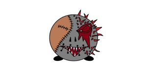 Undead Spike Ball by Polarcrest
