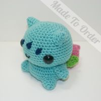 Ivysaur by Heartstringcrochet