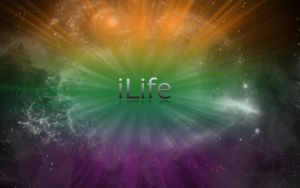 iLife Aurora Galaxy by OloUnited