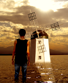 Watch A Waterlogged Windmill by Tasty-Burger